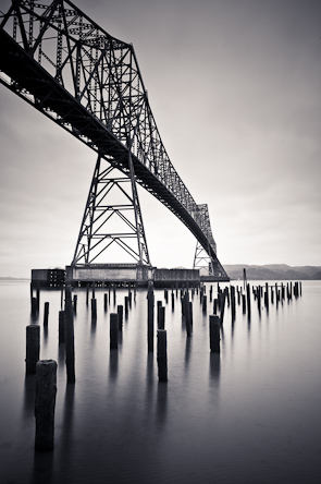 Astoria Bridge, Astoria, Oregon, USA