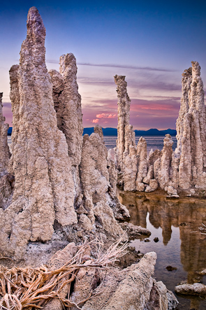 Tufa Towers, Mono Lake, California, USA