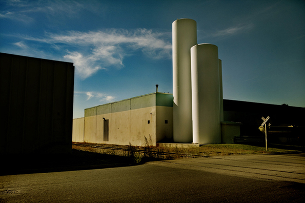 Crossing Silos – Kent Budge
